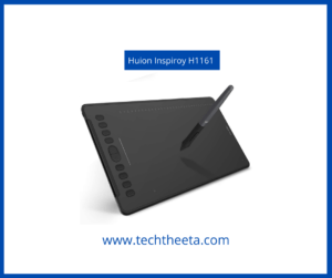 Huion Inspiroy H1161 Graphics Drawing Tablet