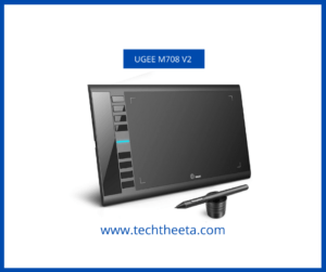 UGEE M708 V2 Graphics Drawing Tablet