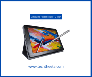 Simbans Picasso Tab Tablet Best Drawing Tablet for Animation 2021