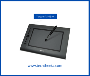 Turcom TS-6610 Graphic Tablet Drawing Tablets and Pen/Stylus