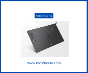 Parblo Coast10 Best Drawing Tablet for Animation 2021