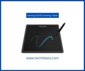 Kenting K5540 Best drawing tablet compatible with Chromebook for 2021