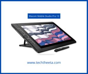 Wacom Mobile Studio Pro 13Turcom Best Drawing Tablets for Beginners 2021
