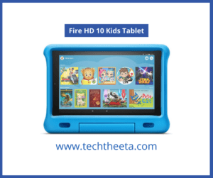 Amazon Fire HD 10 Kids Edition Best Drawing Tablet for Kids