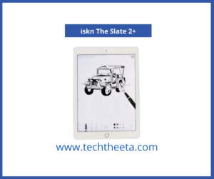 Iskn The Slate 2+ (sketches from early childhood with this tablet)