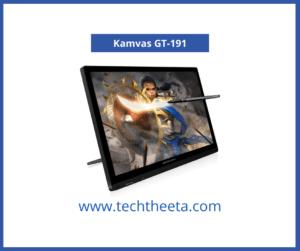 Huion KAMVAS Best Drawing Tablet for Photoshop and Illustrator