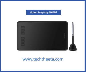 Huion H640P, Best Drawing Tablet for Kids
