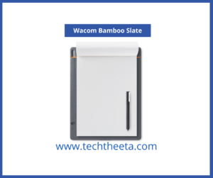 Wacom Bamboo Slate Best Drawing Tablet for Kids