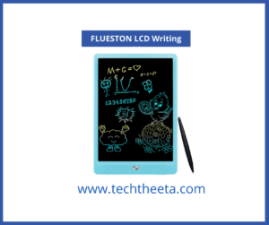 Flueston LCD Writing Tablet a Best Drawing Tablet for Kids