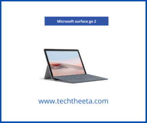 Best tablets with stylus Microsoft surface go 2
